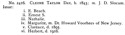 The New York Genealogical and Biographical Record, volume 49, 1918; Corrections and Additions to Published Genealogical Works (1918), page 83, https://archive.org/stream/newyorkgenealog49newy#page/83/mode/1up.
