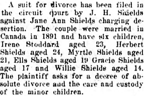 The Capital Journal (Salem, Oregon), June 8, 1916, page 3, column 2.