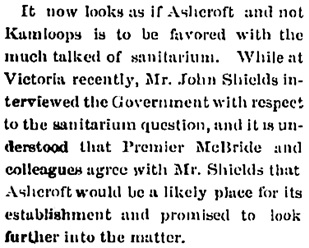 The Economist (Nelson, British Columbia), April 23, 1904, page 1, column 1; https://open.library.ubc.ca/collections/bcnewspapers/xnelsonecon/items/1.0184628#p0z-2r0f: