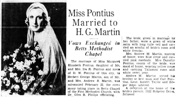 The Los Angeles Times, March 4, 1934, page 43, columns 6-8.