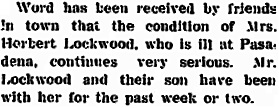 The Western Call (Vancouver, British Columbia), January 28, 1910, page 8, column 2; https://open.library.ubc.ca/collections/bcnewspapers/xwestcall/items/1.0188126#p7z-1r0f: