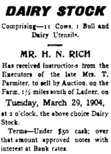 The Delta Times (Ladner, British Columbia), March 19, 1904, page 2, column 2; https://open.library.ubc.ca/collections/bcnewspapers/delttime/items/1.0080284#p1z-3r0f: