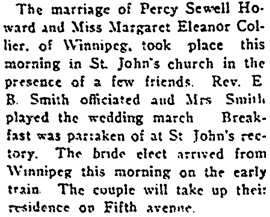 Social, Saskatoon Daily Phoenix, December 16, 1908, page 8, column 1; https://news.google.com/newspapers?id=UttfAAAAIBAJ&sjid=WW0NAAAAIBAJ&pg=1687%2C5019215.