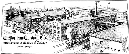 Portland Cordage Company (later site of BridgePort Brewery), Portland, Oregon; https://pdxccentric.wordpress.com/b3-beerginnings/.