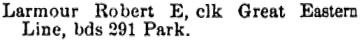 Detroit, Michigan, City Directory, 1887, page 866.