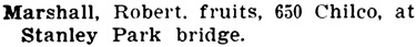 Henderson's BC Gazetteer and Directory, 1903, page 758.