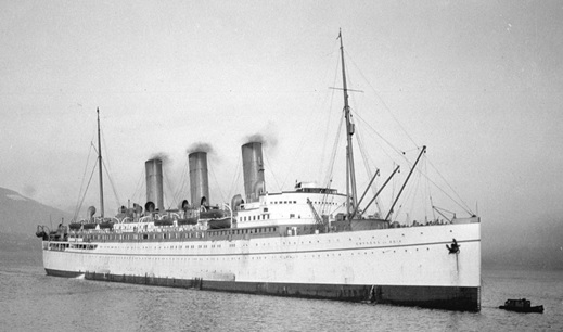 S.S. Empress of Asia (between 1919 and 1942), Vancouver City Archives, CVA 447-2188.2; http://searcharchives.vancouver.ca/s-s-empress-of-asia-3.