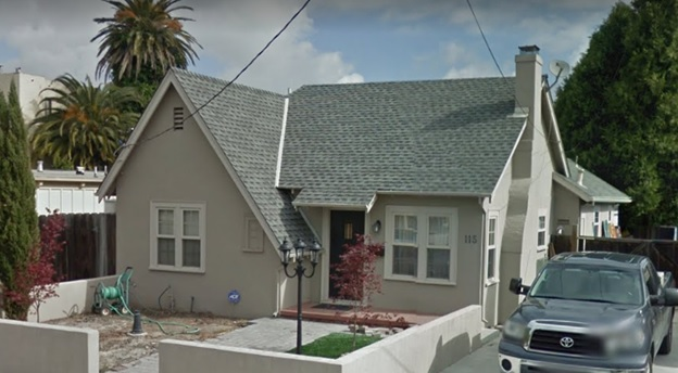 115 Pine Street, Salinas, California; Google Streets, searched November 18, 2018; image dated June 2011.