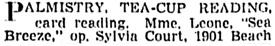 Vancouver Sun, August 3, 1939, page 13, column 4.