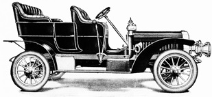 1906 Rambler Model 15; https://www.periodpaper.com/collections/american-other/products/1906-ad-antique-rambler-model-15-car-thos-b-jeffery-original-advertising-062825-cl4-477 [edited image].