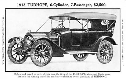 1913 Tudhope, http://orilliaheritage.com/postcard-memories/item/3-the-tudhope-car.