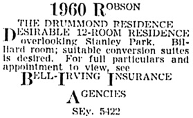 Vancouver Sun, May 6, 1939, page 24, column 5.