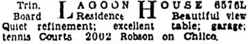 Vancouver Sun, June 30, 1934, page 25, column 2.