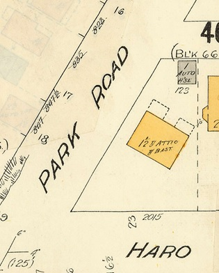 2015 Haro Street, detail from Chilco Street to Burrard Inlet to Stanley Park boundary to Pendrell Street; Vancouver City Archives, Plate 62; 1972-582.37; https://searcharchives.vancouver.ca/plate-62-chilco-street-to-burrard-inlet-to-stanley-park-boundary-to-pendrell-street.