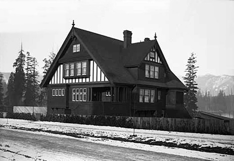 2045 Barclay Street - Tudor style house on Barclay Street, Vancouver Public Library; VPL Accession Number 7150; https://www3.vpl.ca/spePhotos/LeonardFrankCollection/02DisplayJPGs/1957/7150.jpg.
