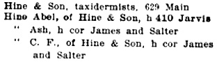 Henderson's City of Winnipeg directory for 1895,page 258; http://peel.library.ualberta.ca/bibliography/921.2.6/202.html.