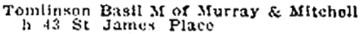 Henderson's Winnipeg city directory for 1910, page 1427, column 2; http://peel.library.ualberta.ca/bibliography/921.3.11/1415.html.