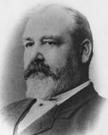 Benjamin Springer, about 1895 [cropped]; Vancouver City Archives, Port P542; https://searcharchives.vancouver.ca/benjamin-springer-2.