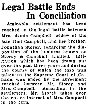 Vancouver Sun, January 20, 1925, page 16, column 4.