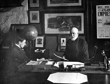 Captain James W. Troup, 1900s, British Columbia Archives, Item F-08204; http://search.bcarchives.gov.bc.ca/captain-james-w-troup-2.