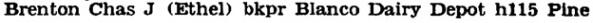 Salinas, California, City Directory, 1941, page 62.