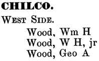 Williams' Illustrated Official BC Directory, 1892, Part 1, page 585.