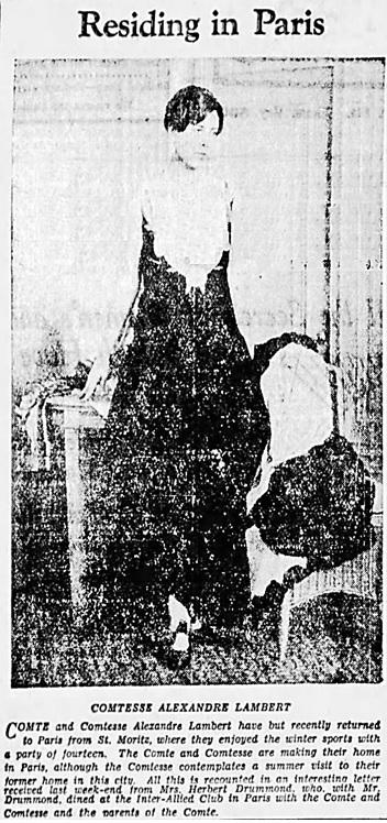Vancouver Sun, March 19, 1930, page 8, columns 3-4.
