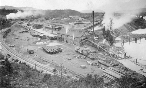 Crow's Nest Pass Lumber Co., Vancouver City Archives, LP 255.3