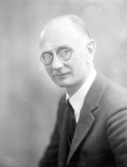 Dugald Donaghy, 1926; Vancouver City Archives, Port N52; https://searcharchives.vancouver.ca/head-and-shoulders-portrait-of-mr-dugald-donaghy-2.