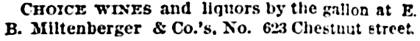 St. Louis Post-Dispatch (St. Louis, Missouri), December 21, 1882, page 6, column 7.