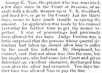 Sacramento Daily Union, volume 14, number 2143, February 8, 1858, page 3, column 2; https://cdnc.ucr.edu/cgi-bin/cdnc?a=d&d=SDU18580208.2.13&e=-------en--20--1--txt-txIN--------1.