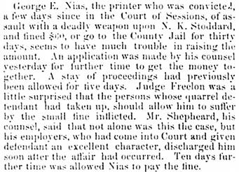 Sacramento Daily Union, volume 14, number 2143, February 8, 1858, page 3, column 2; https://cdnc.ucr.edu/cgi-bin/cdnc?a=d&d=SDU18580208.2.13&e=-------en--20--1--txt-txIN--------1.