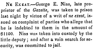 Victoria Daily Colonist, October 3, 1860, page 2, column 3; https://archive.org/stream/dailycolonist18601003uvic/18601003#page/n1/mode/1up.
