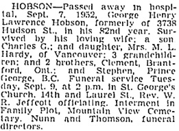 Vancouver Sun, September 8, 1952, page 21, column 3; https://news.google.com/newspapers?id=KYBlAAAAIBAJ&sjid=-IkNAAAAIBAJ&pg=2234%2C1060033.
