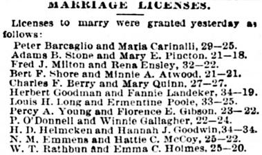 The San Francisco Call, September 4, 1895, page 13, column 6.