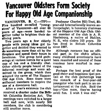 Long Beach Independent (Long Beach, California), March 31, 1940, page 32, columns 1-2.