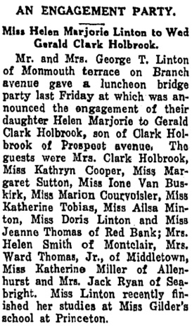 Red Bank Register, June 17, 1925, page 14, column 5; http://www.digifind-it.com/redbank/_1878-1959/1925/1925-06-17.pdf.
