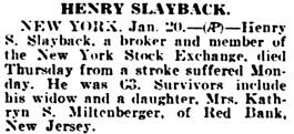 The Atlanta Constitution (Atlanta, Georgia), January 21, 1933, page 16, column 5.