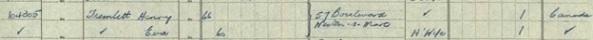 Ancestry.com. UK, Outward Passenger Lists, 1890-1960 [database on-line]. Provo, UT, USA: Ancestry.com Operations, Inc., 2012. Name: Henry Tremlett; Age: 66; Birth Date: abt 1869; Departure Date: 6 Nov 1935; Port of Departure: Southampton, England; Destination Port: New York, USA; Ship Name: Britannic.