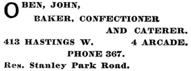Henderson's BC Gazetteer and Directory, 1901, page 751.