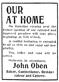 Vancouver Daily World, December 10, 1901, page 4, column 6.
