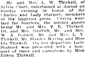 Vancouver Daily World, September 1, 1920, page 6, column 2.