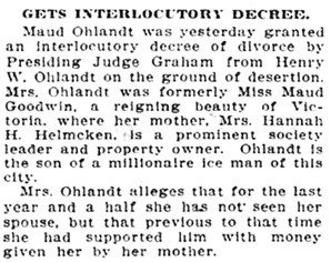 The San Francisco Call, June 28, 1906, page 5, column 4.