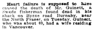 Vancouver Province, April 14, 1920, page 28.