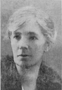 Mrs J. H. Senkler, Behind the Scenes in the Lives of Interesting Personalities, Vancouver Sun, February 7, 1931, page 13.
