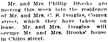 Vancouver Daily World, September 7, 1915, page 5, column 5.