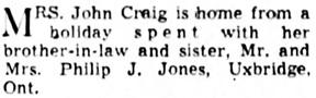 The Winnipeg Tribune, September 10, 1949, page 14, column 5.