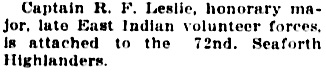 Vancouver Daily World, May 1, 1915, page 13, column 2.
