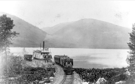 S.S. Nelson at Five Mile Point, near Procter, 1890s, British Columbia Archives; Item A-00285, http://search.bcarchives.gov.bc.ca/ss-nelson-at-5-mile-point-near-procter.