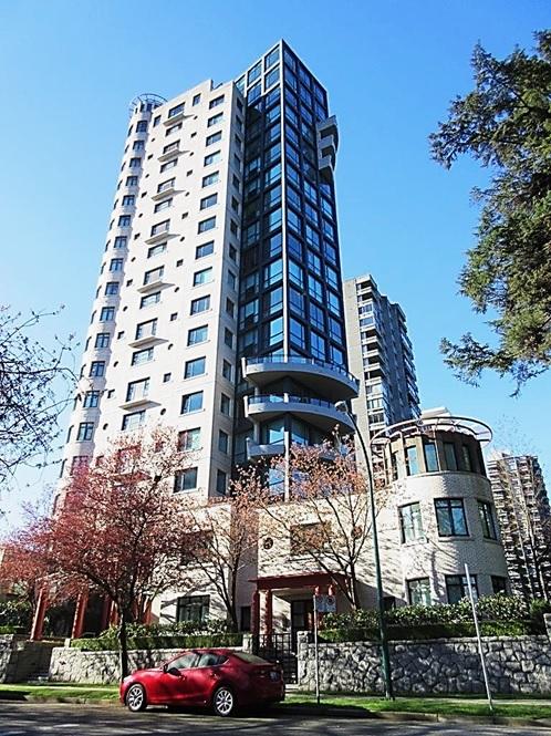 The Presidio, 2088 Barclay Street; https://www.condoinvancouver.ca/presidio.